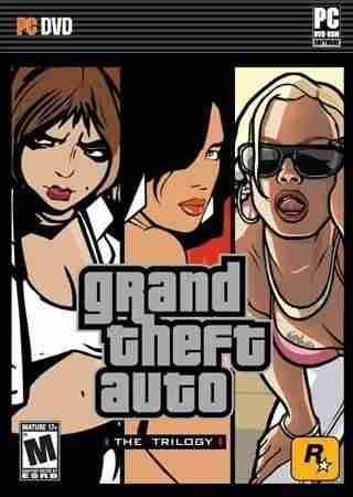 Descargar Grand Theft Auto TRILOGY [MULTI5][UNCUT][RAF] por Torrent